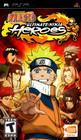 Naruto: Ultimate Ninja Heroes - PSP (UMD Only)