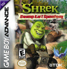 Shrek Swamp Kart Speedway - GBA (Cartridge Only)