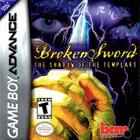 Broken Sword: The Shadow of the Templars - GBA (Cartridge Only)