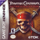 Pirates of the Caribbean: The Curse of the Black Pearl -GBA (Cartridge Only)