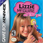 Lizzie McGuire: On the Go! - GBA (Cartridge Only)