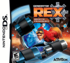 Generator Rex: Agent of Providence - DS (Cartridge Only)