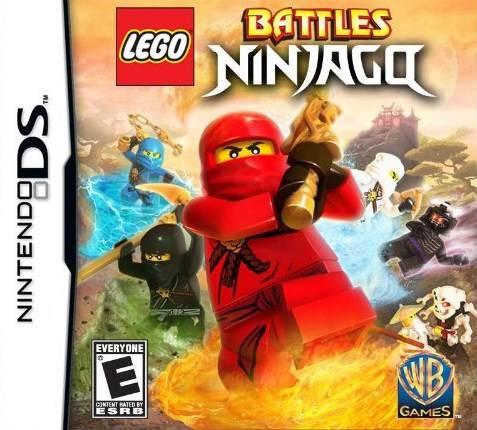 LEGO Battles Ninjago - DSI / DS (Cartridge Only)