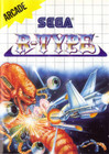 R-Type - Sega Master System (Used, Box, No Book)