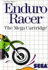Enduro Racer- Sega Master System (Used, Box & Book)