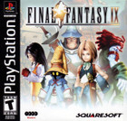 Final Fantasy IX (Disc 2, 3, 4 only) - PS1