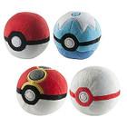 Pokemon Pokeball Plush Assortment