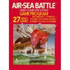 Air-Sea Battle - Atari 2600 (With Box and Book)