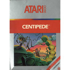 Centipede - Atari 2600 (With Box and Book)