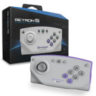 Bluetooth Wireless Controller for RetroN 5  (Gray)  - Hyperkin