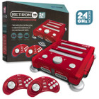 SNES/ Genesis/ NES RetroN 3 Gaming Console 2.4 GHz Edition (Laser Red) - Hyperkin