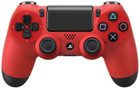 PS4 DualShock 4 Controller - Magma Red