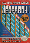 Jeopardy! Junior Edition - NES - Cartridge Only