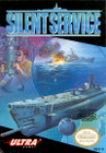 Silent Service - NES - Cartridge Only