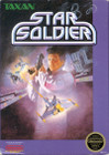 Star Soldier - NES (cartridge only)