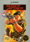 Rush'N Attack - NES (cartridge only)