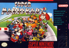 Super Mario Kart - SNES (Cartridge Only)
