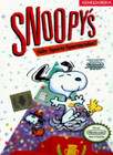 Snoopy''s Silly Sports Spectacular - NES - Cartridge Only