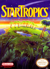 Star Tropics - NES (cartridge only)