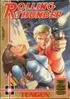 Rolling Thunder - NES (cartridge only)