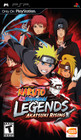 Naruto Shippuden: Legends: Akatsuki Rising - PSP