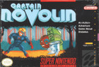 Captain Novolin - SNES (cartridge only)