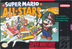 Super Mario All-Stars - SNES (cartridge only)