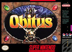 Obitus - SNES (cartridge only)