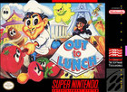 Out To Lunch - SNES (cartridge only)