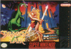 Dragon's Lair - SNES (cartridge only)