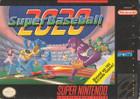 Super Baseball 2020 - SNES (cartridge only)
