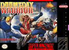 Doomsday Warrior  - SNES (cartridge only)