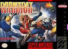 Doomsday Warrior  - SNES (cartridge only)
