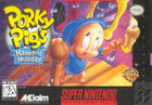 Porky Pig's Haunted Holiday - SNES (cartridge only)