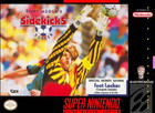 Tony Meola's Sidekicks Soccer - SNES (cartridge only)