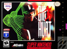 Frank Thomas Big Hurt Baseball - SNES (cartridge only)