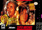 Cutthroat Island - SNES (cartridge only)