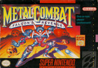 Metal Combat - SNES (cartridge only)