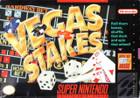 Vegas Stakes - SNES (cartridge only)