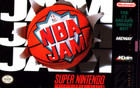 NBA Jam - SNES  (cartridge only)