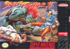 Street Fighter II - SNES  (cartridge only)