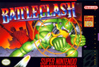 Battle Clash - SNES  (cartridge only)