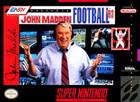 John Madden Football '93 - SNES  (cartridge only)