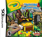 Crayola Treasure Adventures - DS (Cartridge Only)
