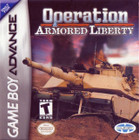 Operation Armored Liberty - GBA (Cartridge Only)