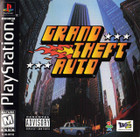 Grand Theft Auto - PS1 (Disc Only)