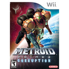 Metroid Prime 3: Corruption - Wii