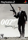 007 Quantum of Solace - PS2