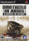 Brothers in Arms: Earned in Blood - PS2