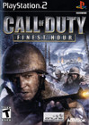 Call of Duty: Finest Hour - PS2